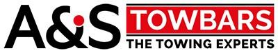 A & S Tow Bars Logo