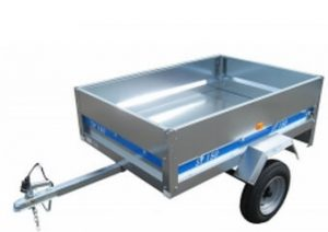 trailer rental open top