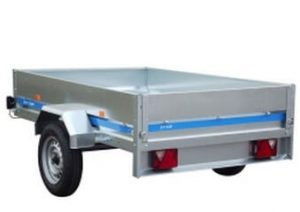medium trailer open top